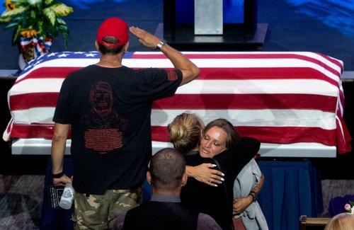 Norco Marine Kareem Nikoui remembered at funeral service