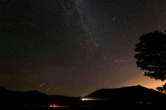 Discover the meteor shower