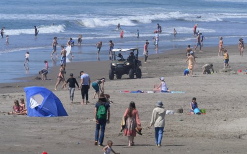 Marin beaches receive ace grades for summer water quality