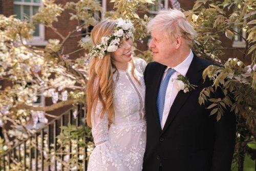 Boris Johnson's wife announces pregnancy following earlier miscarriage