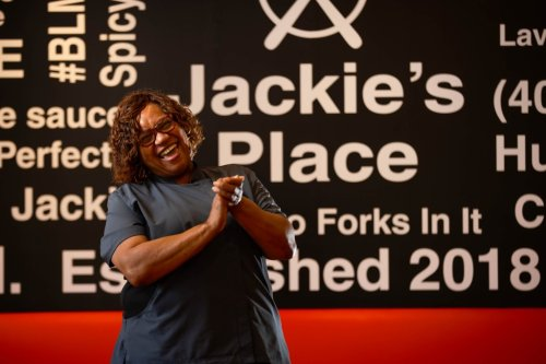 San Jose soul food restaurant Jackie's Place rises from the ashes — in a new, larger location