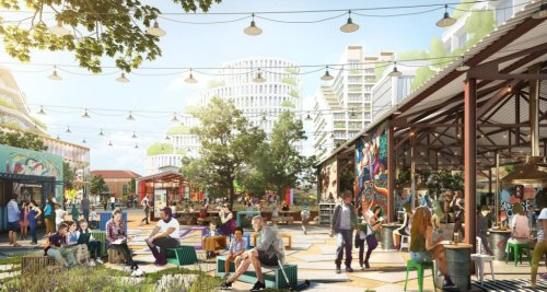 Google village improves Sharks downtown San Jose parking, mayor says
