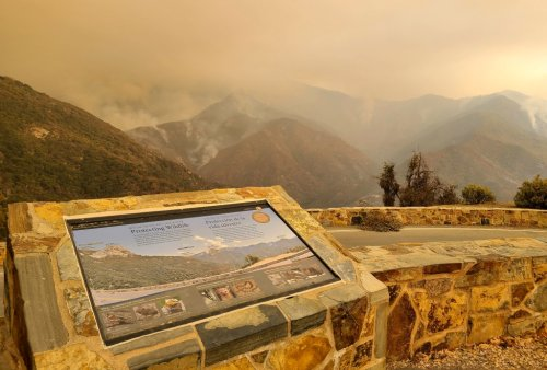 Update: Sequoia National Park Fires have burned a combined 43,375 acres