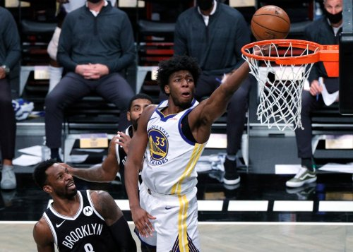 Why Warriors center Wiseman was left off NBA's All-Rookie teams
