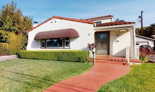 Home sales in Santa Clara & San Mateo counties, May 8