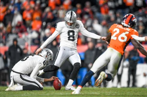 Raiders' NFL Draft preview: Select a kicker or a punter? Not likely