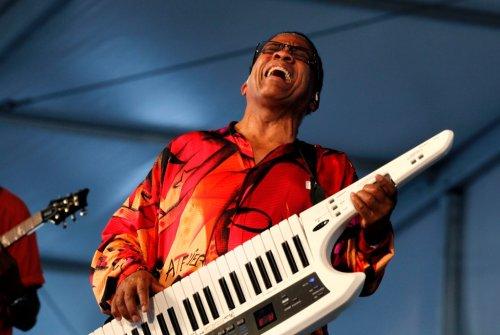 Review: Monterey Jazz Festival returns in memorable fashion in 2021