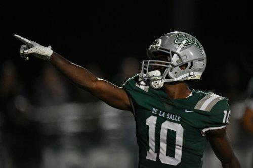 High school football: De La Salle welcomes back its full team, rolls over San Ramon Valley