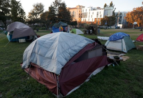 The Bay Area is fed up with homelessness, but interest in housing is flagging