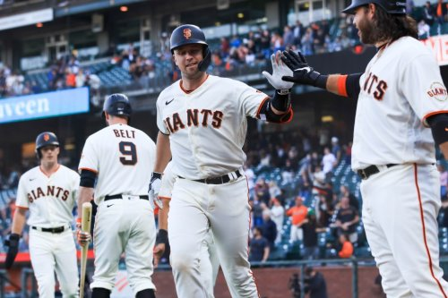 Has the time for Buster Posey to play more arrived? SF Giants considering it