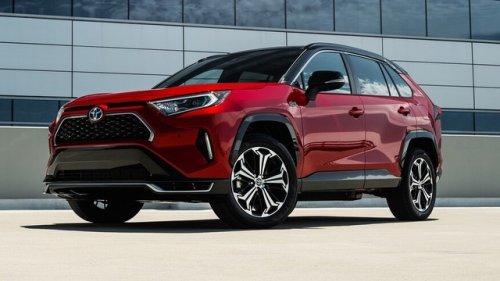 Sponsored: 2021 Toyota RAV4 keeps SUV race lead