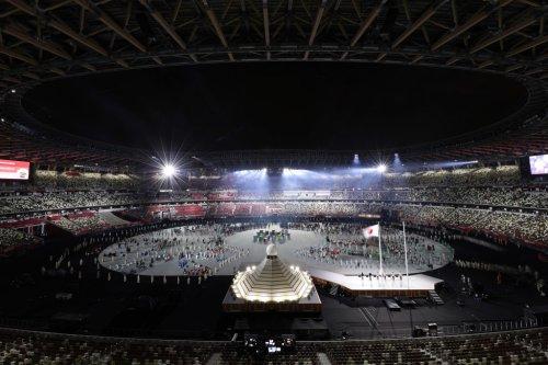 Olympics: Empty stadium, protests mark opening ceremony in Tokyo