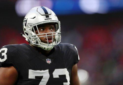 Raiders cut defensive linemen Maurice Hurst, Arden Key