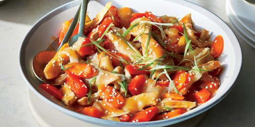 Slow Cooker Sweet-and-Sour Chicken Recipe | Cooking Light