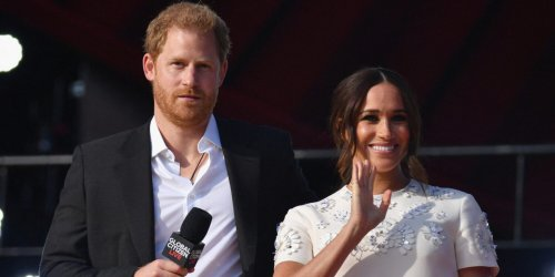 The Subtle Way Meghan Markle Paid Tribute to Princess Diana During Her Trip to New York City