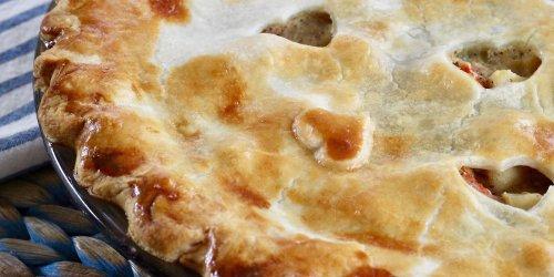 Chicken Pot Pie IX