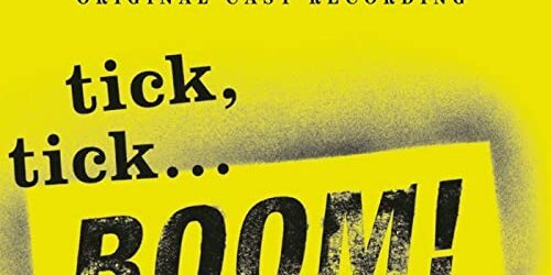 The Movie Musical Tick, Tick... Boom! Is Coming To Netflix