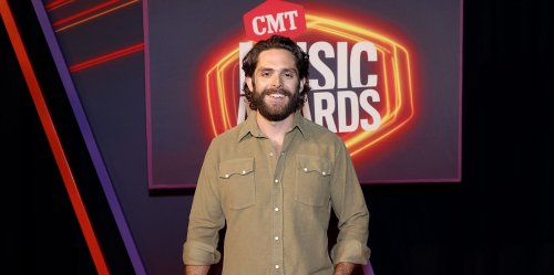 Thomas Rhett Is Finding Songwriting Inspiration in Disney's Frozen,Moana, and Coco, Thanks to Three Daughters