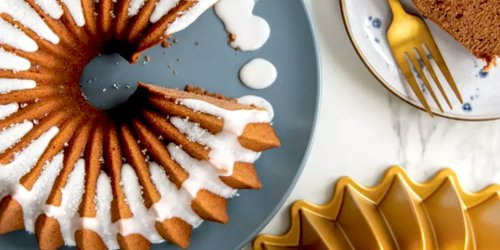 Gorgeous Bundt Pans That Will Make You Want to Bake a Cake Right Now