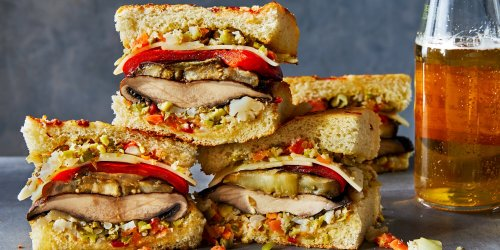 Pack This Meatless Sandwich for Your Next Picnic