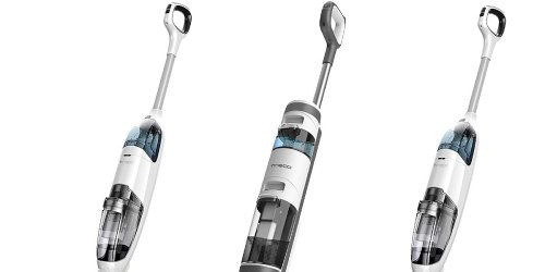 This Cordless Vacuum-Mop Hybrid Can't Stay in Stock After Going Viral on TikTok — but It's Back on Amazon