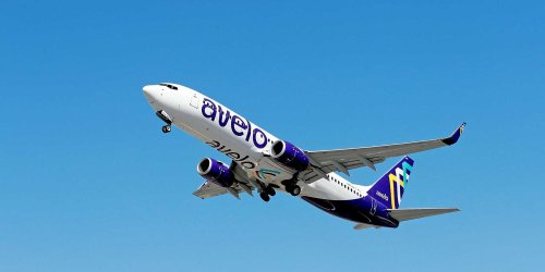I Took the First Flight on Avelo, America's Newest Airline - Here's What It Was Like