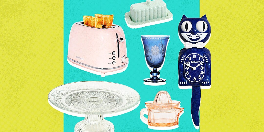25 Vintage-Inspired Kitchen Accessories That Look Just Like Grandma's