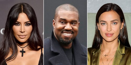 Kim Kardashian Has Known About Kanye West's Relationship with Irina Shayk for 'Weeks,' Source Says