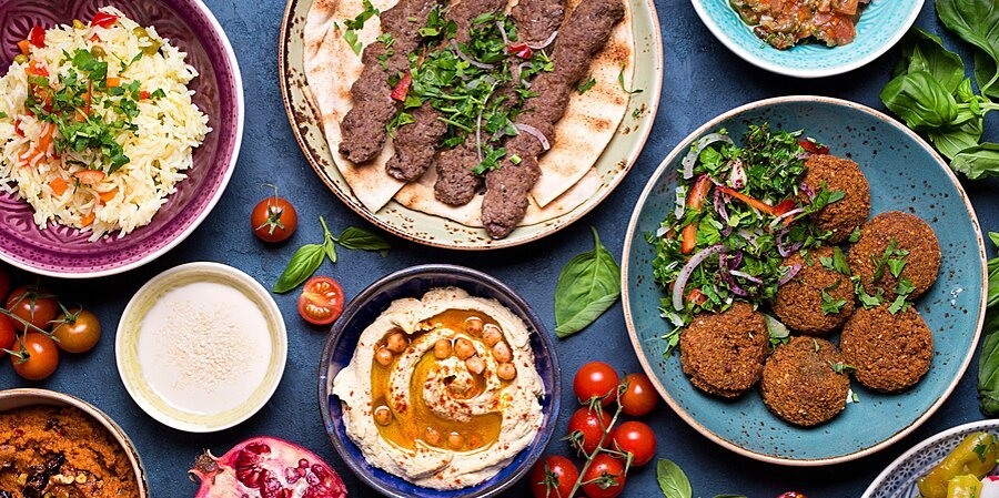 Plan a Lebanese Feast for Your Next Dinner Party
