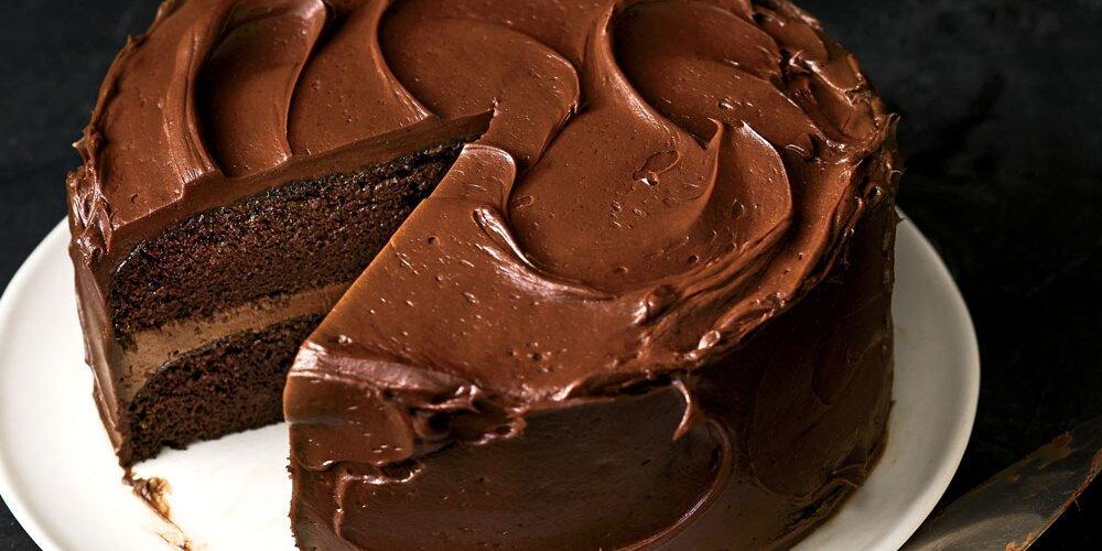 Mom's Chocolate Cake