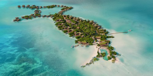 A New Luxury Hotel Is Opening in Belize With a Private Island and a Secret Beach on Ambergris Caye
