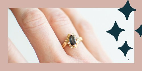 Why I Bought Myself an Engagement Ring as a Single 30-Year-Old Woman