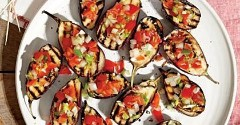 Discover grilled eggplant