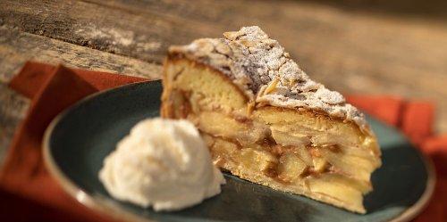 Disney World Apple Pie Recipe