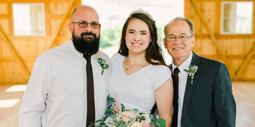 Adopted Woman Asks Both of Her Dads to Walk Her Down the Aisle on Wedding Day: 'It Was Amazing'