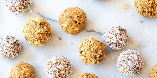 The Easiest Formula to Follow to Make a Week's Worth of Healthy Energy Balls