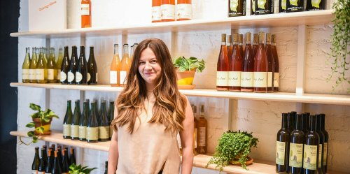 A Shop That Only Sells Orange Wine Just Opened in NYC