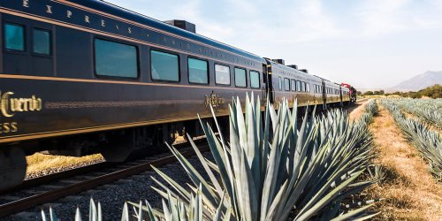 The All-you-can-drink Tequila Train Now Comes With Custom Cocktails and an Elevated Open-bar Experience