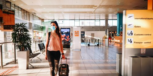 You've Been Vaccinated—Now, Follow This Expert Advice on Your Next Flight