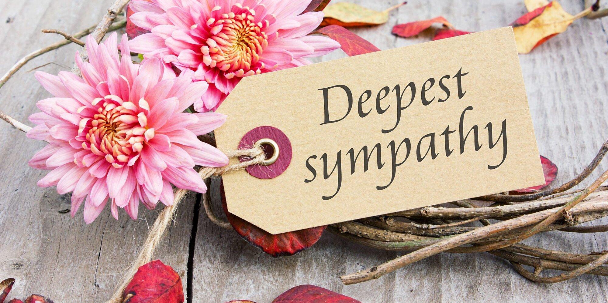 The Six Etiquette Rules to Remember When Sending Your Condolences