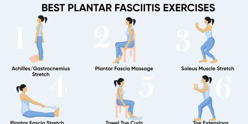 These Plantar Fasciitis Exercises Are the Secret to Solving Foot Pain
