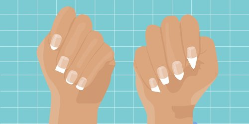 How to Pick the Best Nail Shape for Your Hands