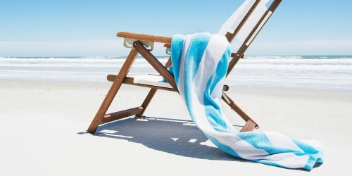 How to Properly Clean Your Beach Towels