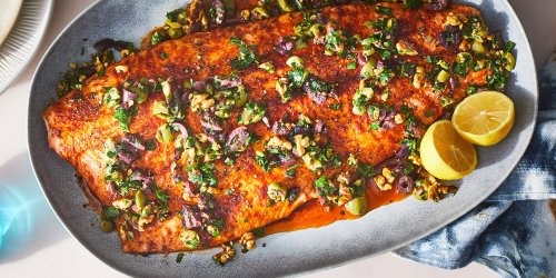 This Is the Secret to the Best Roasted Salmon