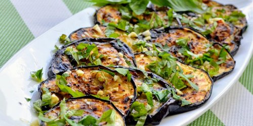 14 Delicious Grilled Eggplant Recipes