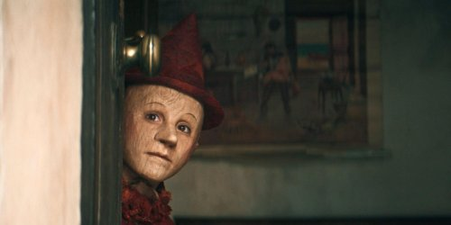 Many people didn't realize there was a new live-action 'Pinocchio' until its Oscar nominations