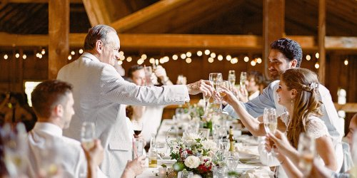 A Shy Dad's Guide to Giving the Perfect Wedding Speech
