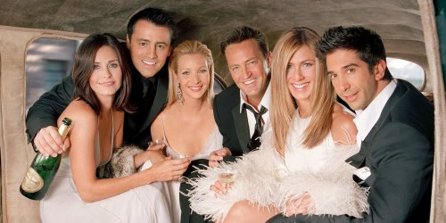 Everything we know about the 'Friends' reunion special
