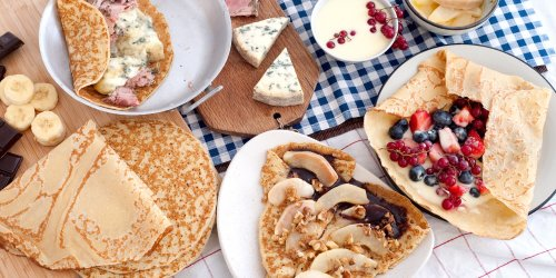 How to Make Gluten-Free Almond Meal Crepes