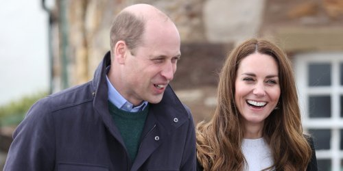 Kate Middleton and Prince William Spot Dog That Resembles Their Late Family Pet, Lupo, in Scotland